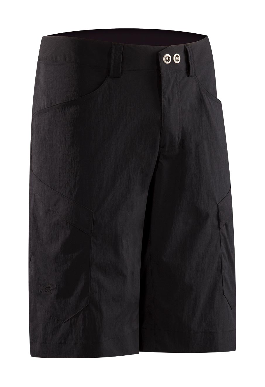Arcteryx Black Rampart Long