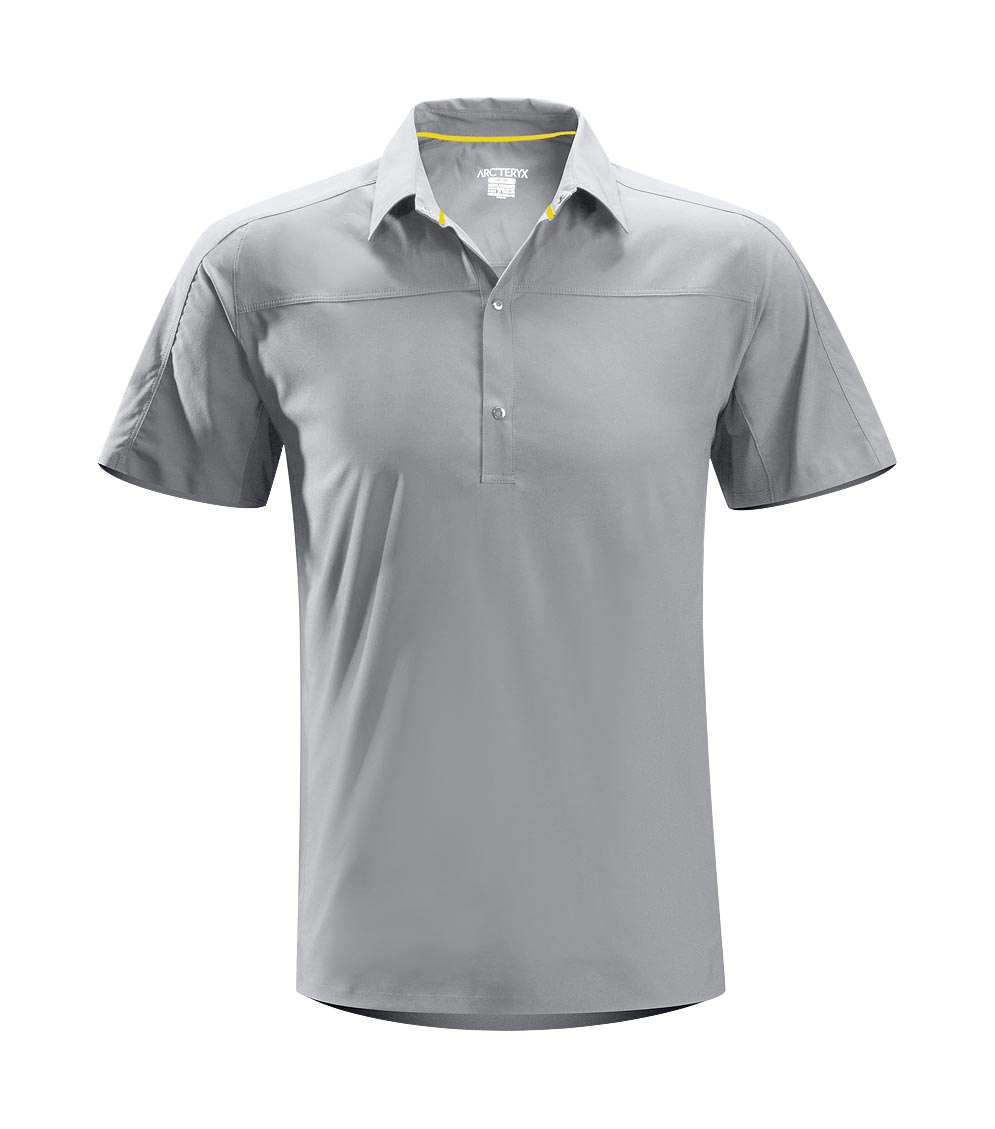 Arcteryx Silverstone Adventus Comp Polo SS - New