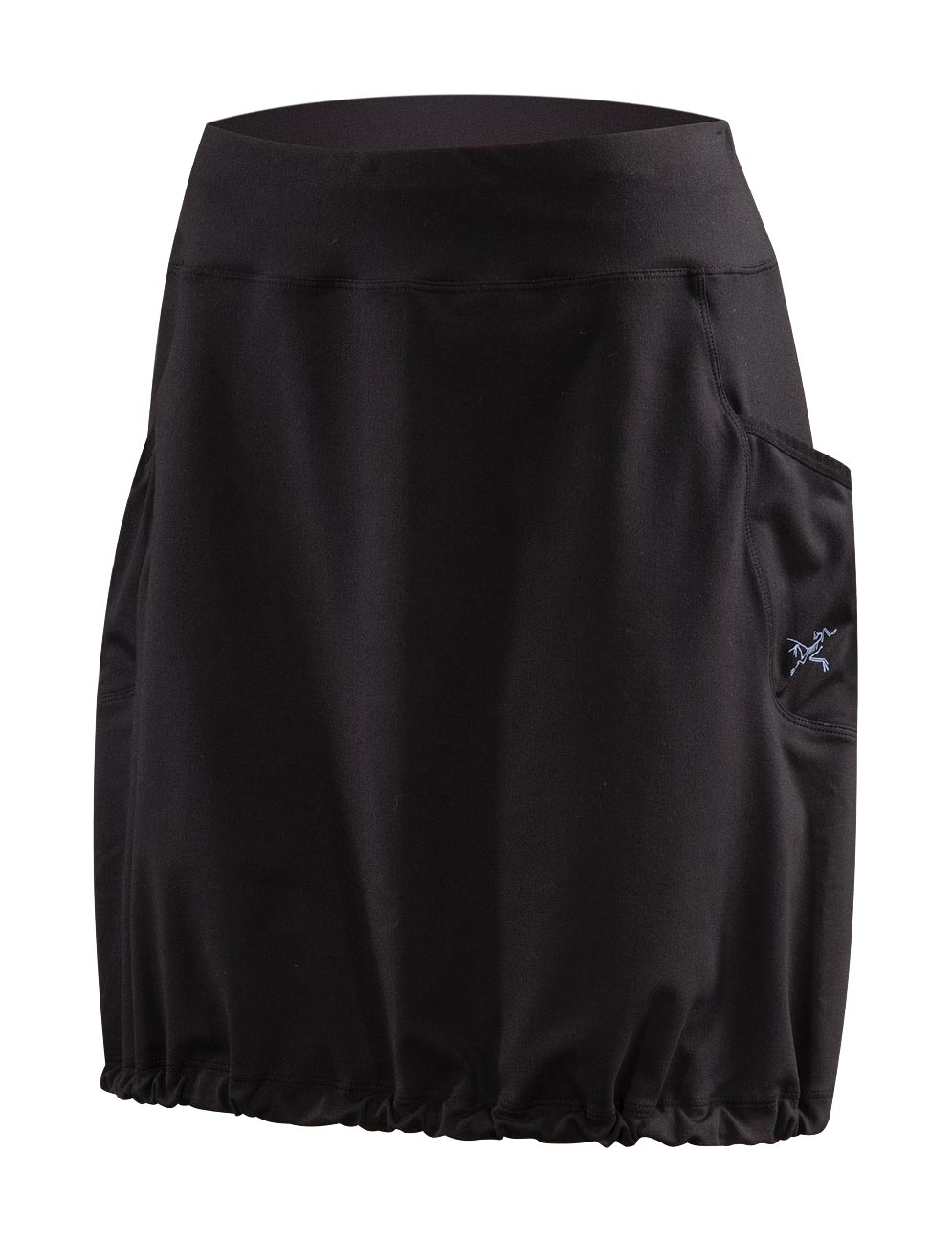 Arcteryx Black Corbela Skirt - New